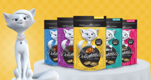 Free Cat Food Products From Delightibles