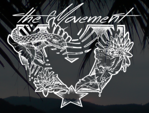 Free Movement Vibe Sticker