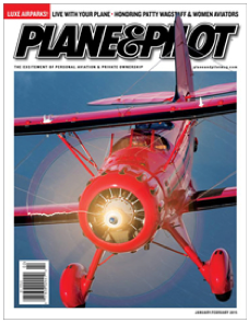 Free One Year Subscription To Plane & Pilot Magazine