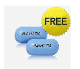 Free Sample Of Advil PM