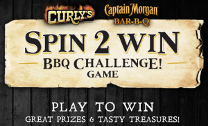 Curly's BBQ Challenge