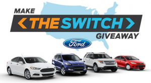 Free $50 Amazon Gift Card For Taking A Ford Test Drive (Limited Zip Codes)