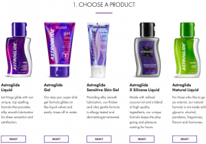 Free Sample Of Astroglide
