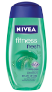 Free Nivea Fitness Fresh Shower Gel