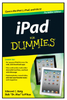 Free iPad For Dummies eBook ($6.99 Value)