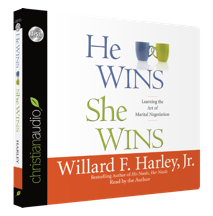 """Free """"He Wins, She Wins"""" Audiobook Download From Christian Audio"""