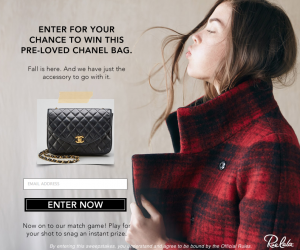 RueLaLa Flip for Fall Sweepstakes
