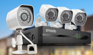 Enter To Win A Zmodo Security Camera System