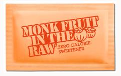 Free Sample Of Monk Fruit In The Raw Zero Calorie Sweetener