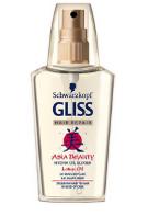 Free  Swarzkopf Gliss Smooth Hair Oil