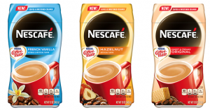 Possible Free Nescafe Coffee & Sweetened Creamer