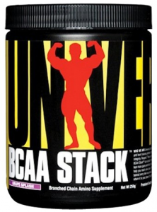 Free Universal Nutrition BCAA Stack Grape Sample