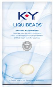 Possible Free K-Y Liquidbeads