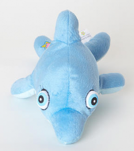 Enter To Win An Olivia Night Buddies Dolphin