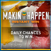 "Camel ""Makin' It Happen"" Instant-Win Game"