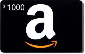 Amazon School Lists Sweepstakes Presented by Sharpie - 4 Winners