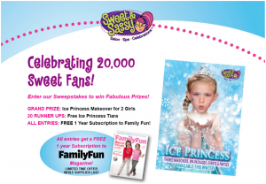 Sweet & Sassy Family Fun Giveaway