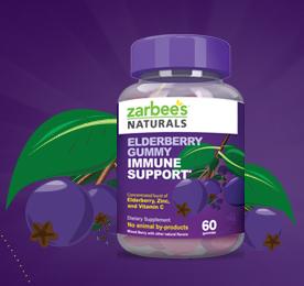 Free Sample Of Zarbee's Naturals Gummies