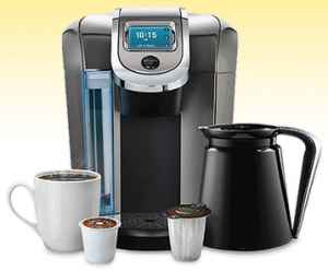 Enter To Win A Keurig 2.0 K550 Brewer