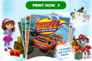 Free Printable Blaze And The Monster Machines Activity Pack From Nick Jr.