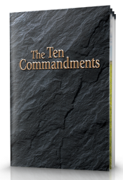 Free Ten Commandments Study Guide From United Church Of God