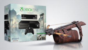 Enter to win 1 of 3 Assassin's Creed Xbox One Prize Packs + Other Prizes