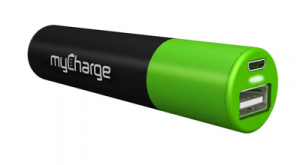 Free myCharge Portable Charger