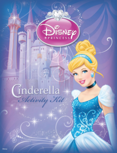Free Printable Cinderella Activity Kit