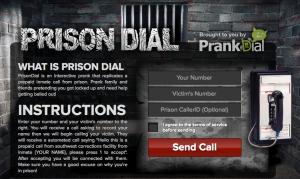 Prison Dial