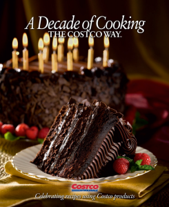 "Free ""A Decade Of Cooking: The Costco Way"" Online Recipe Book"