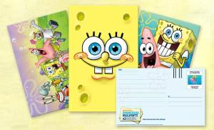 Free SpongeBob Postcard