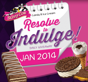 Skinny Cow Resolve To Indulge Sweepstakes