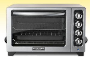 SunSweeps KitchenAid Toaster Oven Giveaway