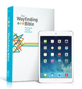 The Wayfinding Bible iPad Giveaway