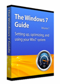 Free eBook - The Windows 7 Guide Volume 1 - Setting Up, Optimizing, and Using Your Win7 System