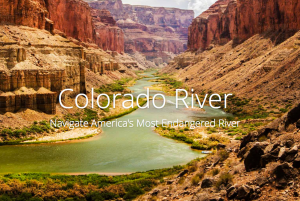 Google Street View - Explore The Colorado River