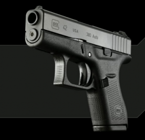 Pittsburgh Tactical Firearms Glock 42 Giveaway