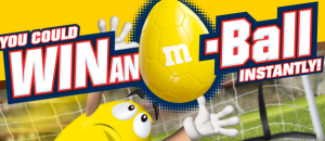 M&M's Brand M-Ball Instant Win Game