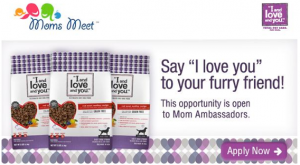 "Possible Free ""I And Love And You"" Dog Food"