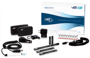 Enter To Win 1 of 5 E-Cigarette kits from V2 Cigs & Vapor Couture