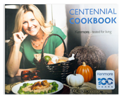 Free Kenmore 100th Anniversary Centennial Cookbook