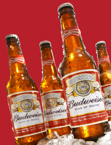 Budweiser Glassware Giveaway