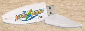 Free 2 GB USB Flash Drive From The Surf Point