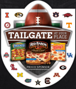 Tailgate at Your Place Sweepstakes