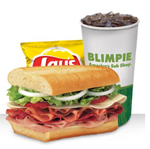 Free Sub From Blimpie eClub