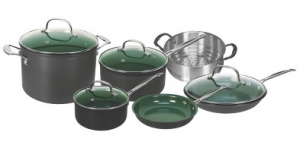 Enter To Win A 10 Piece Orgreenic Cookware Set