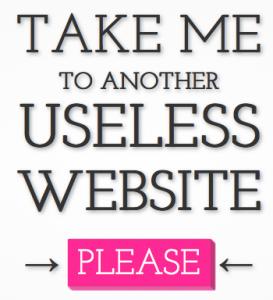 The Useless Website