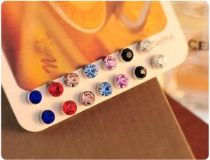 Free Non Piercing Unisex Magnet Earrings