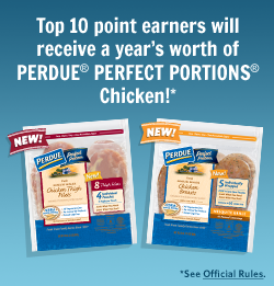 Win A Year Supply Of Perdue Perfect Portions Chicken
