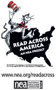 Free 2015 NEA Read Across America Literacy Calendar